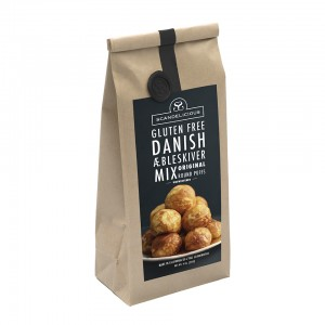 Scandelicious GF Danish Aebleskiver Mix - ORIGINAL