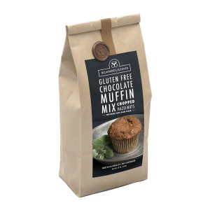 Scandelicious GF Muffin Mix - CHOCOLATE HAZELNUT