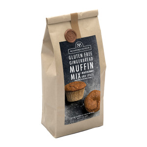Scandelicious GF Muffin Mix - GINGERBREAD